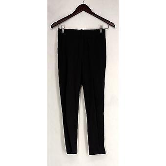 Liz Claiborne York Leggings XXS Stretch Knit w/ Cropped Leg Gray A264124