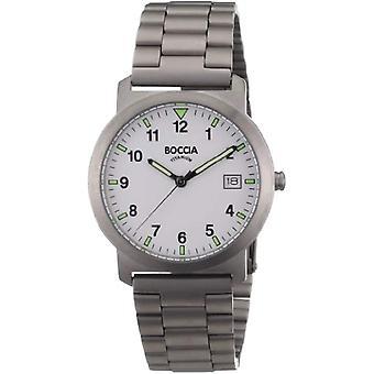 Boccia Clock Man ref. 3545-01