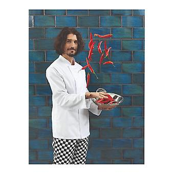 Premier coolmax® long sleeved chef's jacket pr659