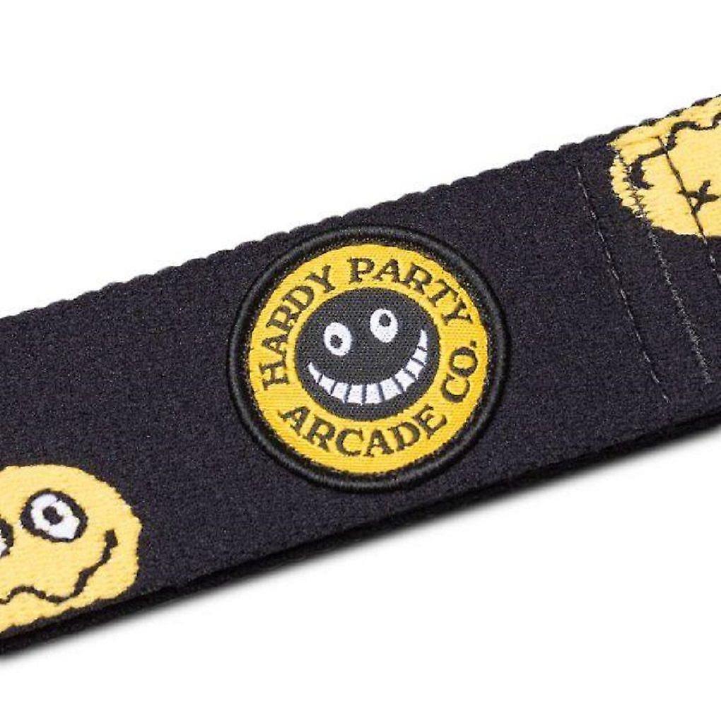 Arcade Adventure Range Web Belt ~ Rambler Smiley Face