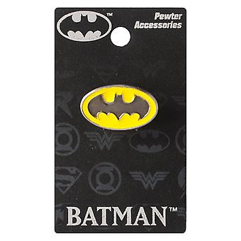 Pin - DC Comic - Batman Logo Colored Metal New Toys Gifts Licensed 45216