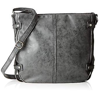 s.Oliver (Bags) Shoulder Bag - Black Women's Shoulder Bags (Black) 7x31x29 cm (B x H T)