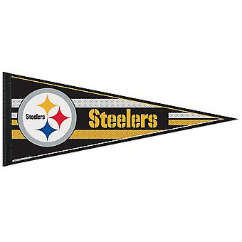 Wincraft NFL Filz Wimpel 75x30cm - Pittsburgh Steelers