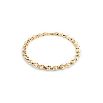 Lele Sadoughi plated in Gold - with Necklace - Length 43 -2 cm