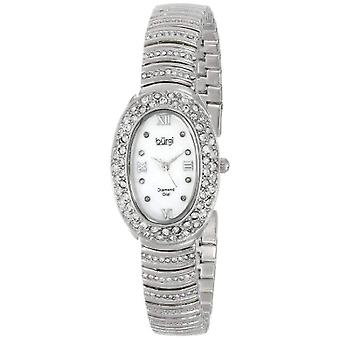 Burgi Clock Woman Ref. BUR070SS