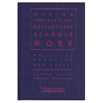 Ylläpitää tehokasta kehittämistä ammattikouluja: Politiikka, politiikka ja käytäntö (sarja koulun uudistaminen)