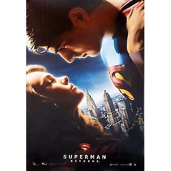 Superman Returns (Lois & Superman Reprint) Reprint Poster