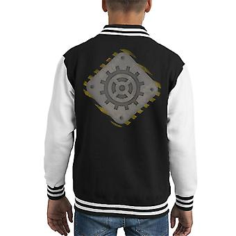 The Crystal Maze Gear Kid's Varsity Jacket