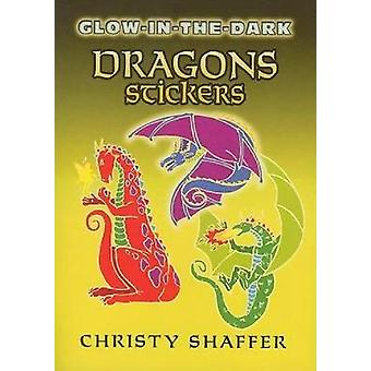 GlowInTheDark Dragons Naklejki Christy Shaffer
