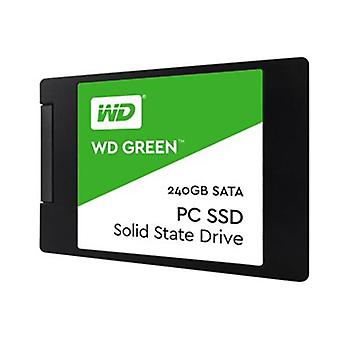 WD Green 3D NAND SSD 2,5 form factor SATA Interface 240GB