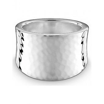 QUINN - Ring - Kvinder - Klassikere - Sølv 925 - Bredde 58 - 022470709
