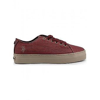 U.S. Polo - Chaussures - Baskets - TRIXY4139W8-Y1-BOR - Femmes - marron - 40