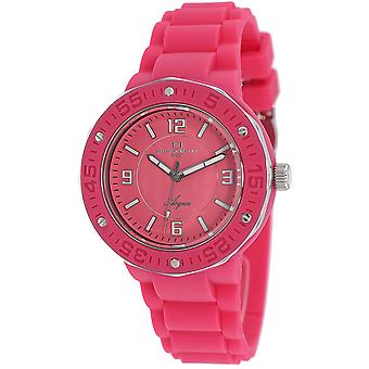 Oceanaut Women's Acqua Pink Dial Watch - OC0212