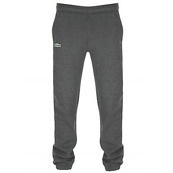 Lacoste Sport Grey Jersey Cuffed Jog Pant