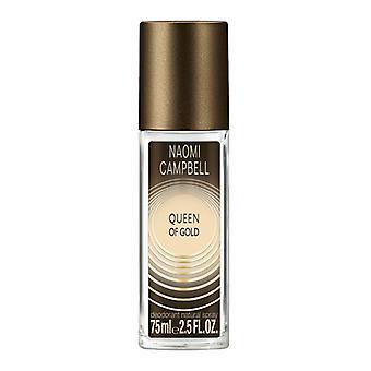 Naomi Campbell koningin van goud Deo spray 75ml