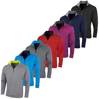 Calvin Klein Golf Herren Galaxy Half Zip Pullover