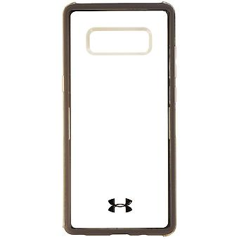 Under Armour UA Protect Verge Case for Samsung Galaxy Note 8 - Clear / Gray