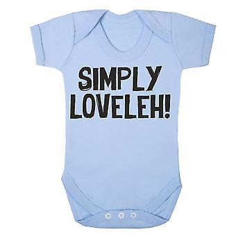 Semplicemente loveleh babygrow