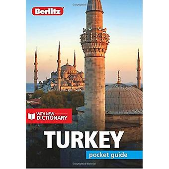 Berlitz Pocket Guide Turkey Travel Guide with Dictionary