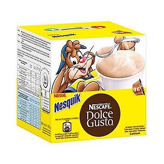 Koffie capsules Nescafé Dolce Gusto 62183 Nesquik (16 ud's)