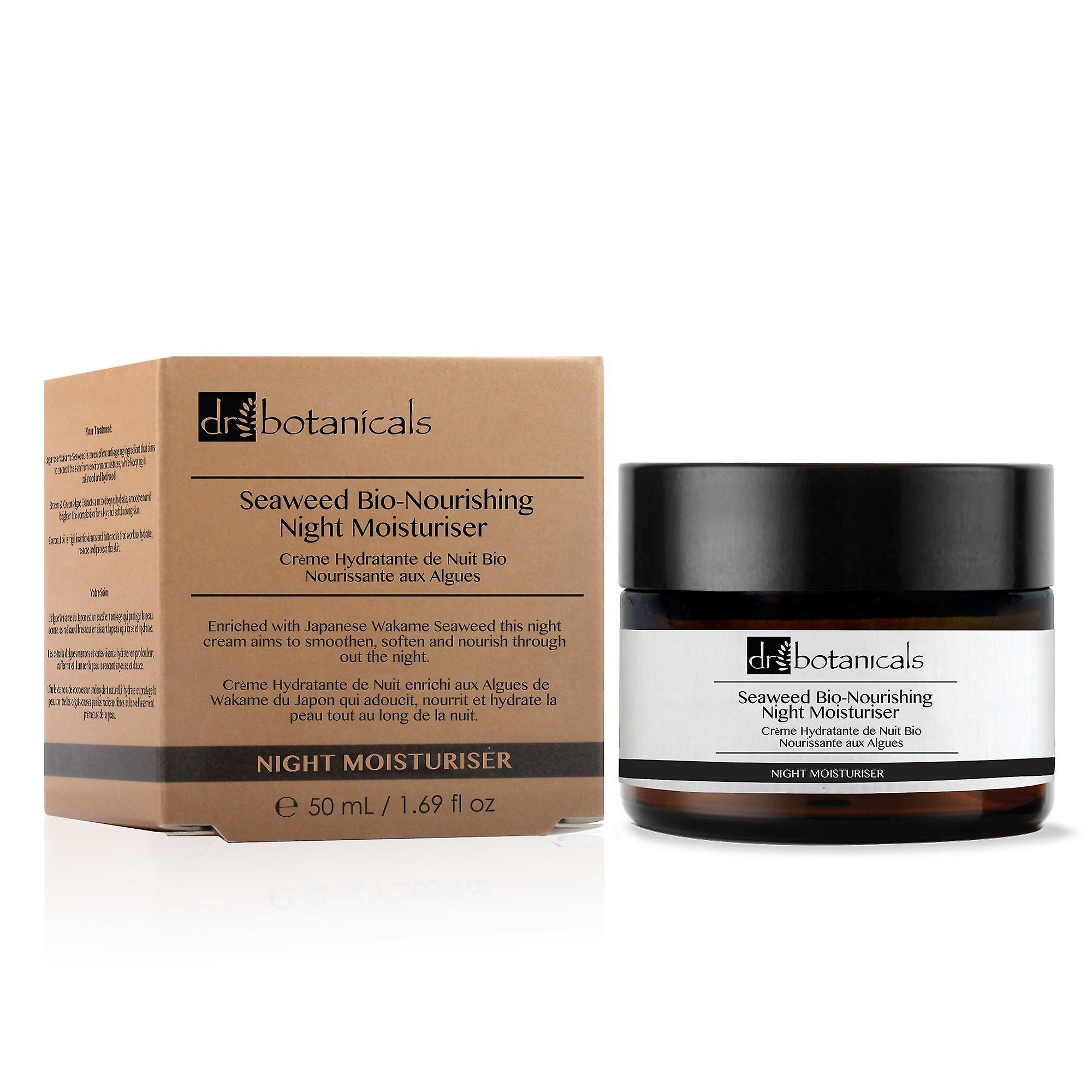 Seaweed bio-nourishing night moisturiser