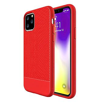 For iPhone 11 Pro Case Snap Armour Thin Light Protective Shockproof Cover Red