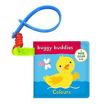 WipeClean Buggy Buddies Colours by Illustrated by Jo Moon