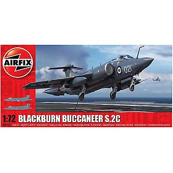 Airfix A06021 Blackburn Buccaneer Aircraft 1: 72 Scale Kit Model Kit