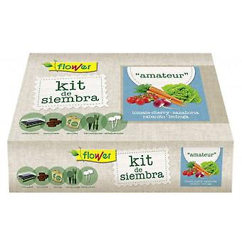 Flower Amateur Seed Kit 51177 (Garden , Gardening , Seeds)