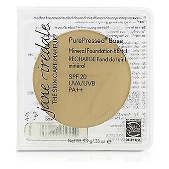 Jane Iredale Purepressed Base Mineral Foundation Refill Spf 20 - Amber 9.9g/0.35oz