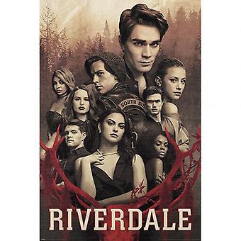 Riverdale Poster Let the Game Begin 104