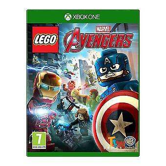 LEGO Marvel Avengers Xbox egy játék