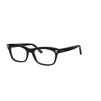 Cartier CT0144O 001 Black Glasses
