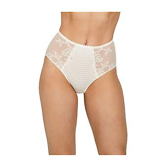 Louisa Bracq 41950 Women's Elise Embroidered Lace Knickers Panty Full Brief