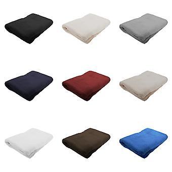 Jassz Premium Heavyweight Plain Big Towel / Bath Sheet