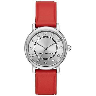 Marc Jacobs Womens Marc Jacobs Classic Red Leather (no box) MJ1632 Watch