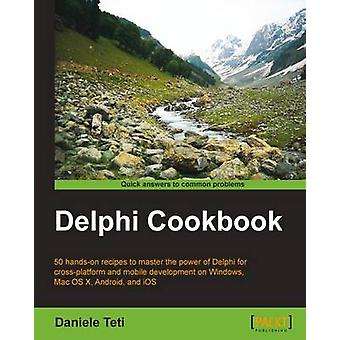 Delphi Cookbook by Teti & Daniele