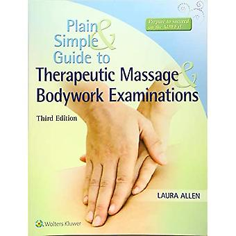 PLAIN SIMPLE GUIDE THERAP MASSAGE 3E PB