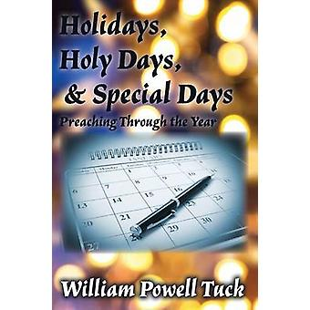 Holidays Holy Days  Special Days by Tuck & William Powell