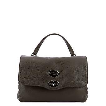 Zanellato 61201811 Women's Brown Leather Handbag