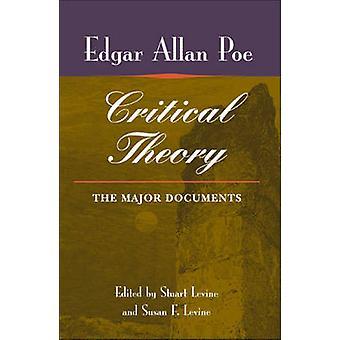Théorie critique de Poe-apos - The Major Documents d'Edgar Allan Poe - Stuar