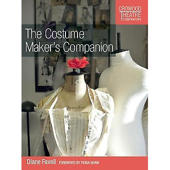 The Costume Maker's Companion by Diane Favell - 9781785007194 Book