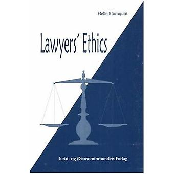Lawyer's Ethics by Helle Blomquist - 9788757403282 Book