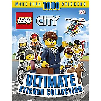 LEGO City Ultimate Sticker Collection by DK - 9780241301425 Book