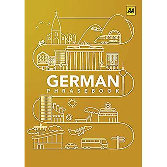 German Phrase Book - 9780749581664 Book
