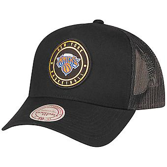 Mitchell & Ness Snapback Cap - HICKORY New York Knicks