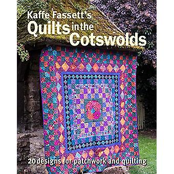 Kaffe Fassett's Quilts in the Cotswolds van Kaffe Fassett - 9781641550
