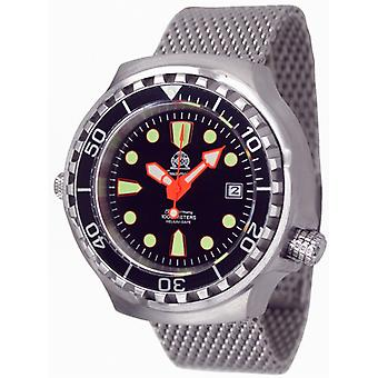 Tauchmeister T0079MIL Automatic professional diver watch 1000 m