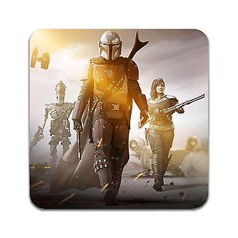2 ST The Mandalorian Coasters
