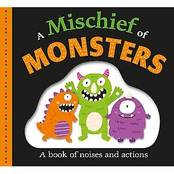 Mischief of Monsters by Roger Priddy - 9781783419043 Book